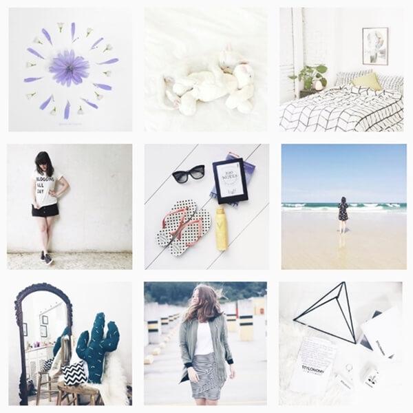preset instagram